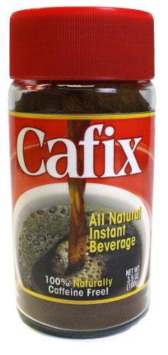 Cafix Instant Beverage Jars, 3.53 (Natural Instant Beverage)
