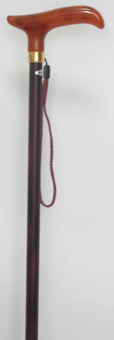 軽量ステッキ 丈夫な杖 チタン「ステッキ(杖)L字型」 B07CLQ22XY
