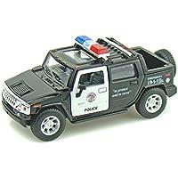 Diecast Cars Hammer H2 SUT Police Toy Cars 1:40 by ideann