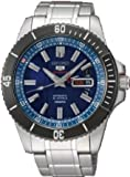 Seiko 5 50th Anniversary Automatic Blue Dial Stainless Steel Mens Watch SRP425, Watch Central
