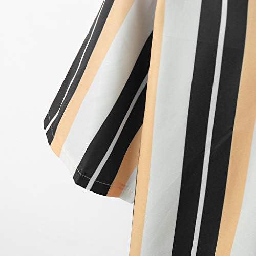 Blouse Mens New Pattern Casual Short Sleeve Button Down Top Fashion Printing Lapel Printing Shirt Beautyfine