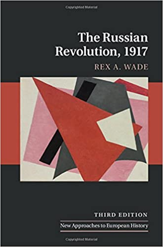 Book The Russian Revolution, 1917 (New Approaches to European History)