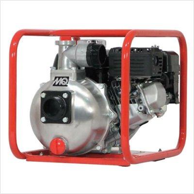 Multiquip QP2H Gasoline Powered Centrifugal Pump with Honda Motor, 4 HP, 158 GPM, 2