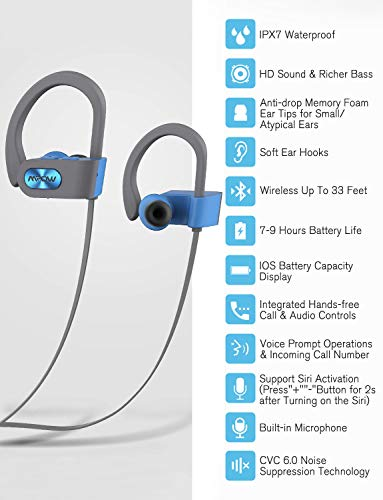 Buy bluetooth earbuds bass