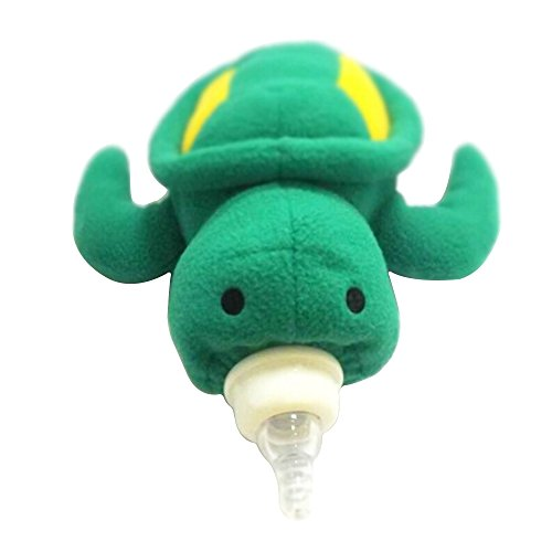Price comparison product image Lovely Animal Cover Insulation Keep Warm Holder Baby Infant Feeding Bottle Feeder Case (Turtle)