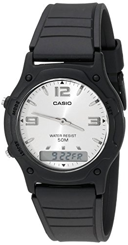 Casio Mens AW49HE 7AV Ana Digi Watch