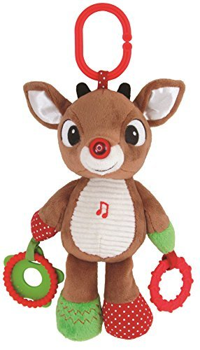 Rudolph Developmental Activity Toy by Kids Preferred
