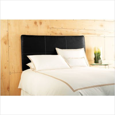 Genial Backdrop HDB774XXCHOC Avalon Inflatable Headboard In Distressed Chocolate  Faux Leather Size: King