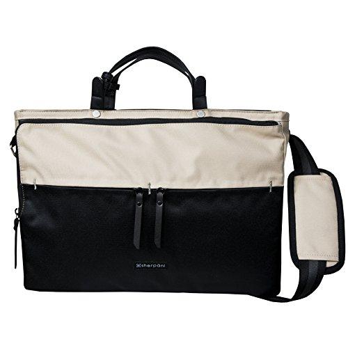 Sherpani Presta RFID Messenger Bag, One Size, -