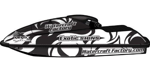 Exotic Signs Yamaha Freestyle SuperJet - EY0002FSJ (010 White / 070 Black)