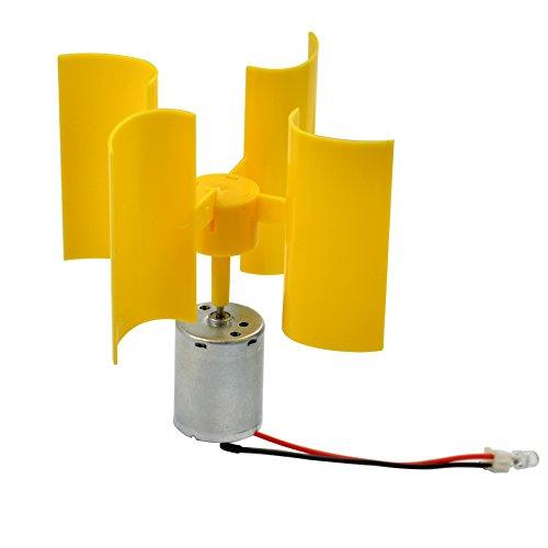 Vertical Wind Turbine - 7