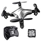 Spacekey Mini RC Helicopter Drone for Kids Quadcopter with Altitude Hold, Headless Mode