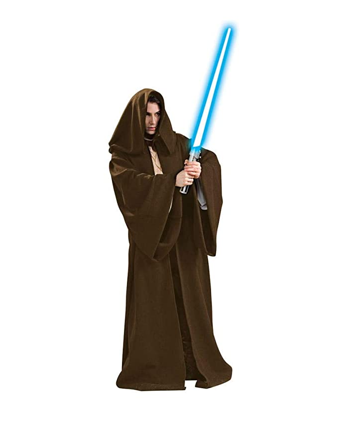 Star Wars Jedi Robe Deluxe One Size: Amazon.es: Juguetes y ...