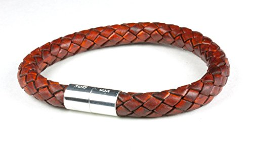 suki-pro-braided-leather-perfect-fit-magnet-therapy-bracelet-8mm-5-16-medium-brown