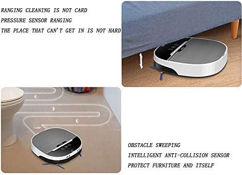 Robot De Balayage Intelligent, APP Mobile À Distance De Nettoyage Automatique, Nettoyage, Balayage, Aspiration-type Machine, Recharge Automatique Telecomando intelligente
