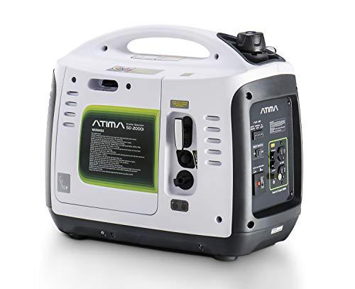 Atima SD2000i 2000 Watt Small Quiet Portable Inverter