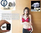 Mini Remote Listener Activated Voice Call Back