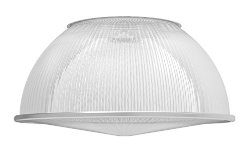 HYPERLITE 60 Degree PC Reflector ONLY for Hero Series LED High Bay Light (Clear with Cover)