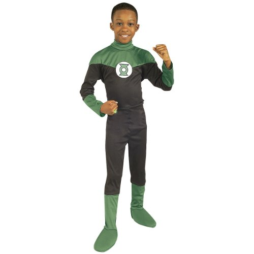 Green Lantern Costume - Medium (Spirit Halloween Super Store)