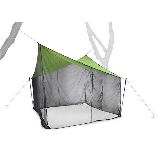 Nemo Equipment Bugout Tent (Green/Black, 9 x 9-Feet) by Nemo Equipment