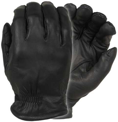 (Damascus Q5 Quantum Series Leather Gloves with Cut Resistant Razornet Ultra Liners, X-Large)