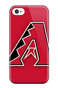 New Arrival Cover Case With Nice Design For Iphone 4/4s- Arizona Diamondbacks