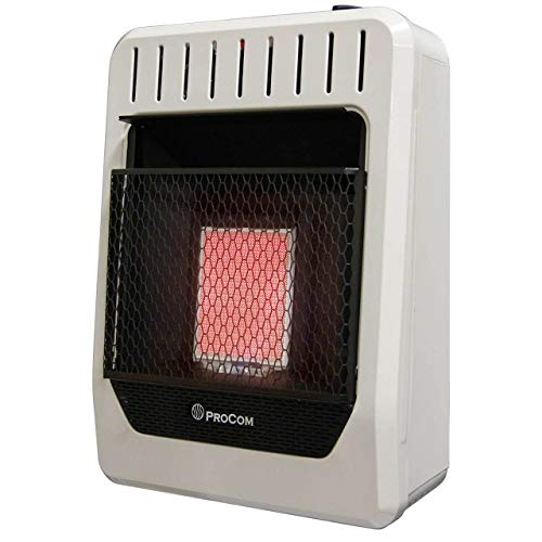 procom infrared heater - 2