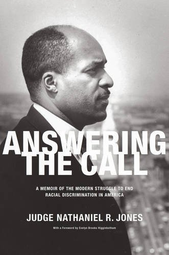 Books : Answering the Call: An Autobiography of the Modern Struggle to End Racial Discrimination in America