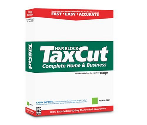 TaxCut 2004 Complete Home & Business [Old Version]