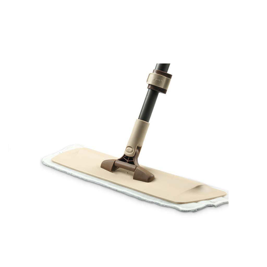 LCSHAN 家庭用レイジー木製床ローテーションサポートモップフラットモップ B07GGSYB6V