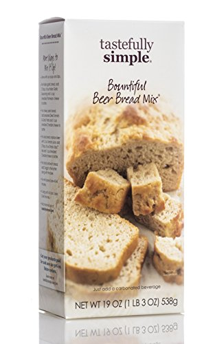 Bountiful Bread - Tastefully Simple Bountiful Beer Bread Mix