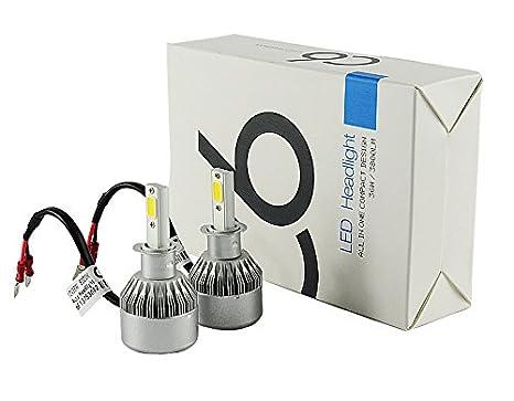 Image result for C6 LED Headlights H3
