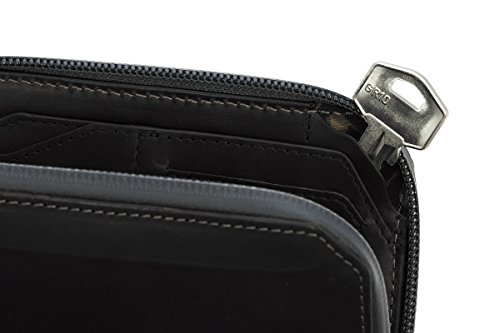 Bellroy Leather Elements Travel Black by Bellroy (Image #3)