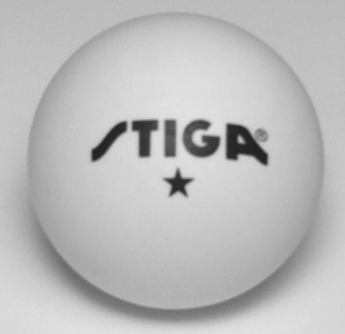 Stiga 1 star white stiga table tennis balls 1 gross 144 for 1 star table tennis balls