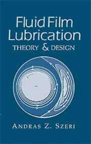 fluid film lubrication - 3