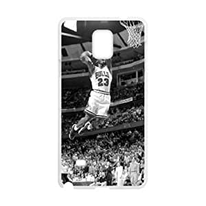 Happy Bulls 23 basketball player Cell Phone Case for Samsung Galaxy Note4