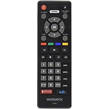 amazon com magnavox nb950 blu ray disc system remote control home rh amazon com Clip Art User Guide User Guide Template