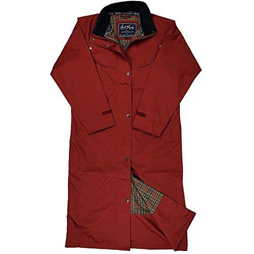 Jack Murphy Womens/Ladies Malvern Waterproof Polyester Country Jacket Sienna