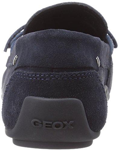 Geox Uomo U Giona Blu Navyc4002 Mocassini D rwrB8z