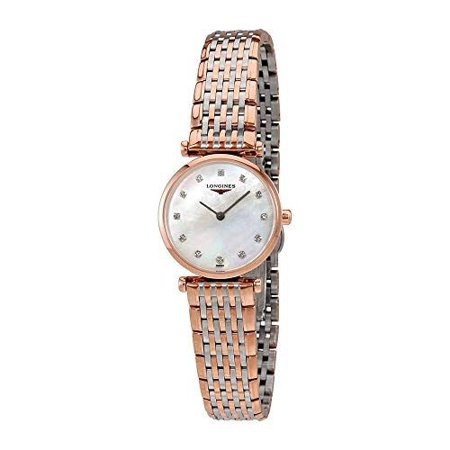 Longines La Grande Classique Mother of Pearl Dial Ladies Watch L42091977 ()