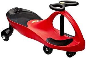 لعبة سيارة الركوب من بلازما كار - موديل PC020، اللون احمر/ اسود