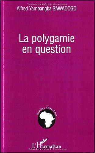 Lire un La polygamie en question pdf epub