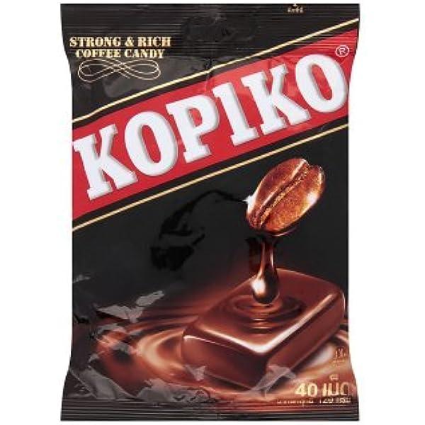 Kopiko : Coffee Candy Original Flavor 120g (Pack of 40 pieces) (Product of Thailand)…: Amazon.es: Alimentación y bebidas