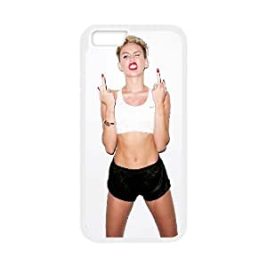 """Hjdiycase Customized Miley Cyrus cases for iPhone6 Plus 5.5"""", custom iPhone6 Plus 5.5"""" cases Miley Cyrus, Miley Cyrus Plastic Cases"""