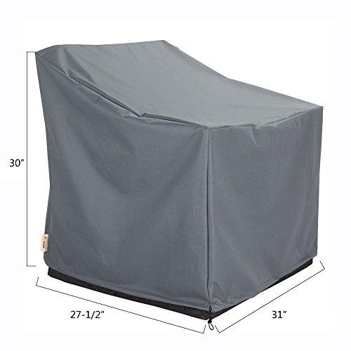 Baner Garden Outdoor Veranda Patio Furniture Cover Set with Durable Fabric