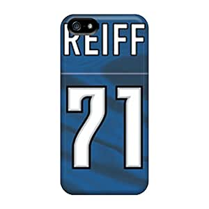New Arrival Case Cover With RyC15307bQtf Design For Iphone 5/5s- Detroit Lions
