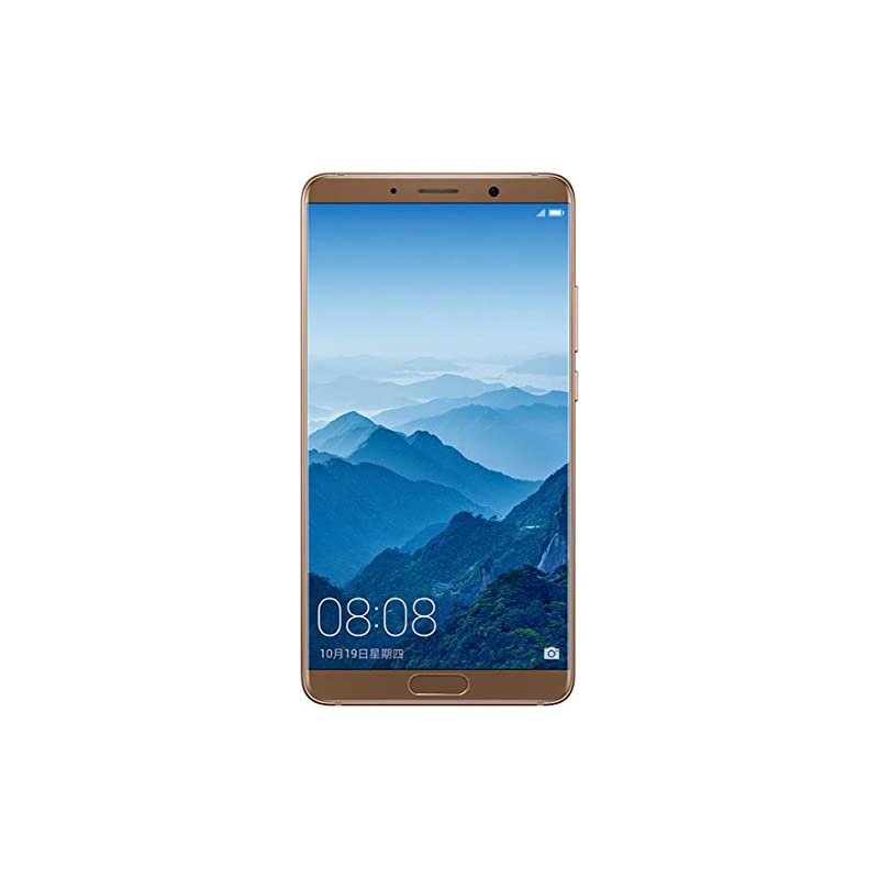"Huawei Mate 10 ALP-L29 64GB Mocha Brown, Dual SIM, 5.9"", Dual 20 MP +12 MP, GSM Unlocked International Model, No Warranty"