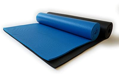 "P90Xtreme Plyometrics Jump Mat 71"" x 26"" x 1/4"" UBER DURABLE Super Cushion & GRIP Yoga/Pilates/Insanity/Asylum/Crossfit/Turbofire Natural Rubber/PER"