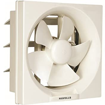 Havells Ventilair DX 250mm 36 Watt Exhaust Fan  White. Havells Ventilair DX 250mm 36 Watt Exhaust Fan  White   Amazon in