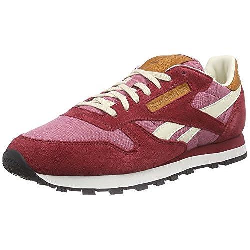 Reebok Classic Leather CH Mens Retro Sneakers 30%OFF - holmedalblikk.no f67aa35ea